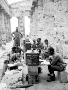 African Americans WWII