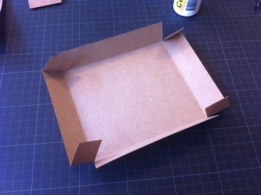 24 hour Ration box - step 2