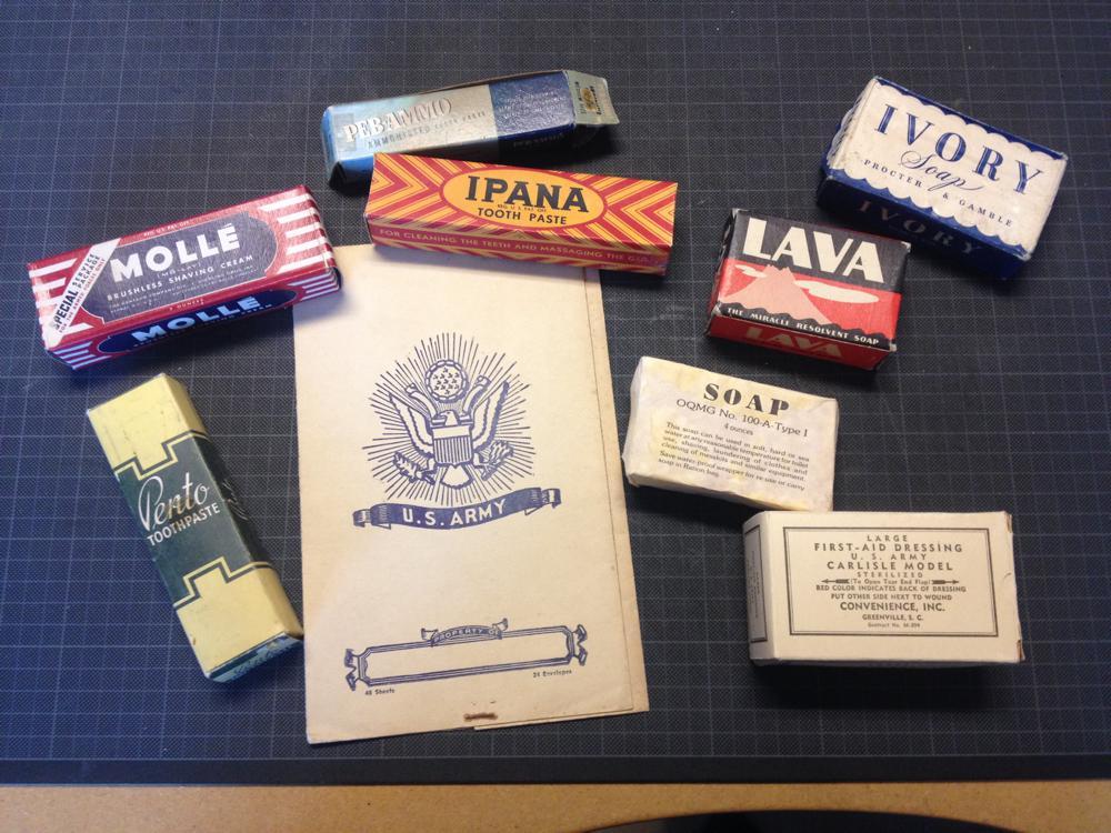 American Paper items