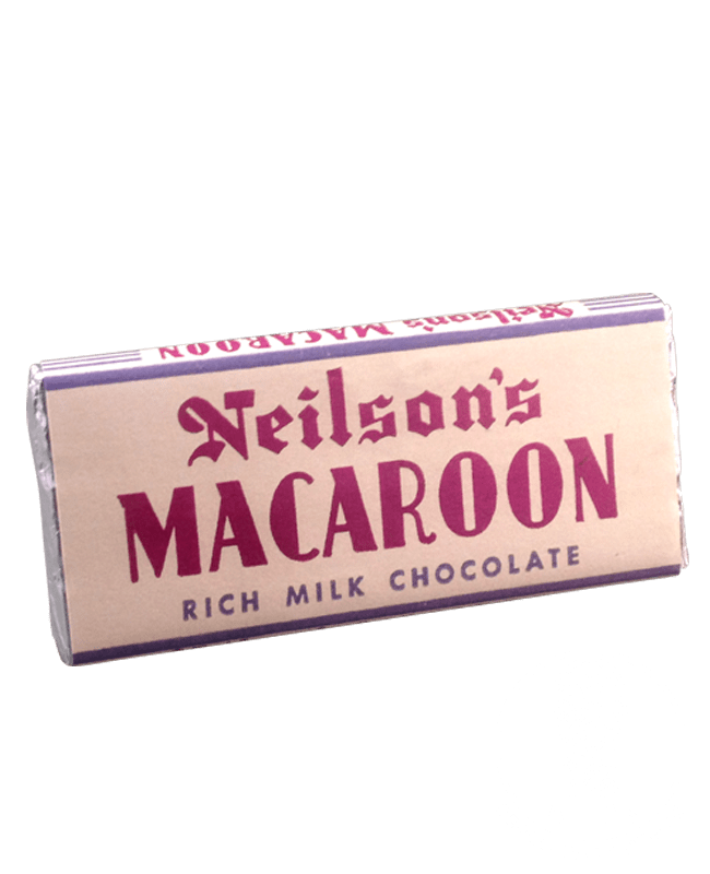 C5002 Neilsons Macaroon Chocolate Wrapper